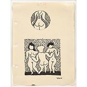 drei nackte Frauen