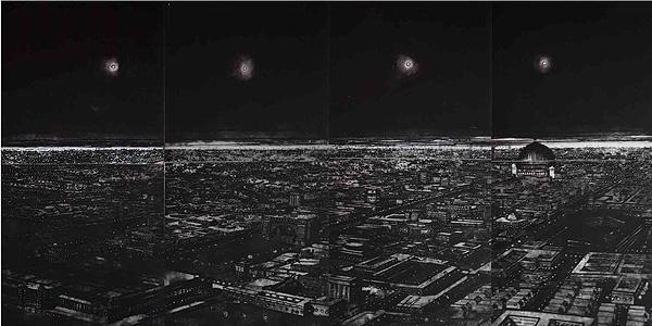 schwarzweiß Komposition