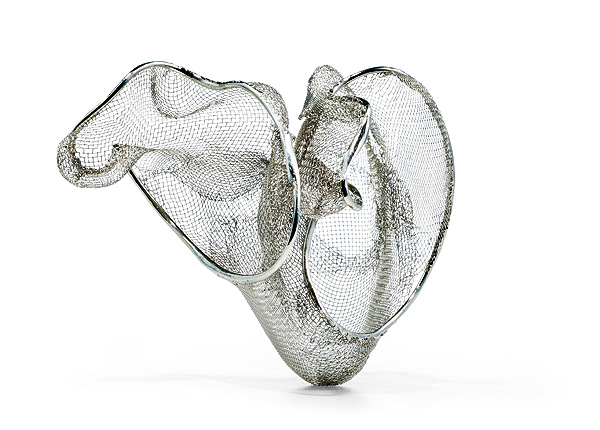 abstrakte Skulptur