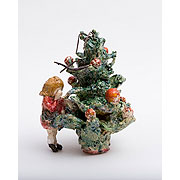 Figur aus Keramik