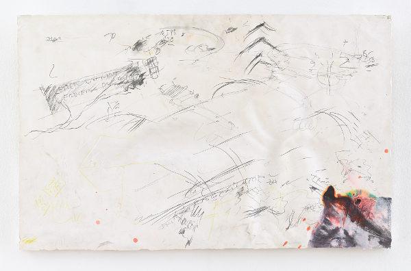 abstrakte Zeichnung