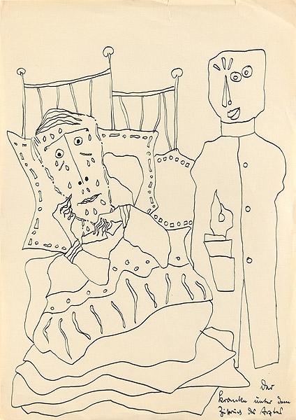 figürliche Zeichnung