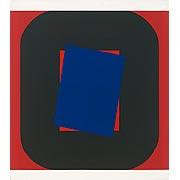 abstrakte farbige Flächen