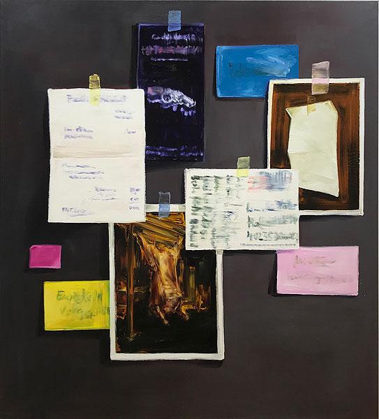 Kunstwerk der aktuellen Ausstellung